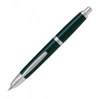 Pilot Capless Fountain Pen Graphite Green