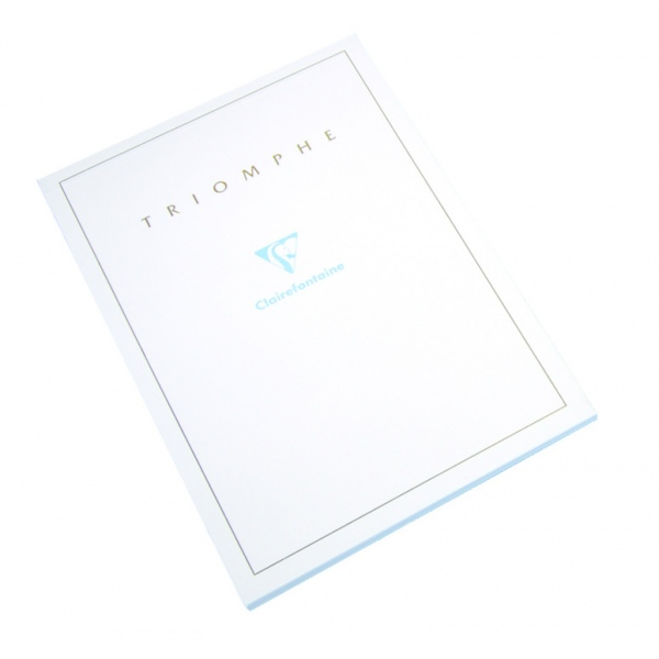 Clairefontaine Triomphe A5 writing pad plain