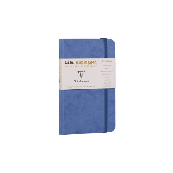 Clairefontaine Age Bag Roadbook 9x14cm lined