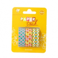 Clairefontaine Washi Tape Pop Candy