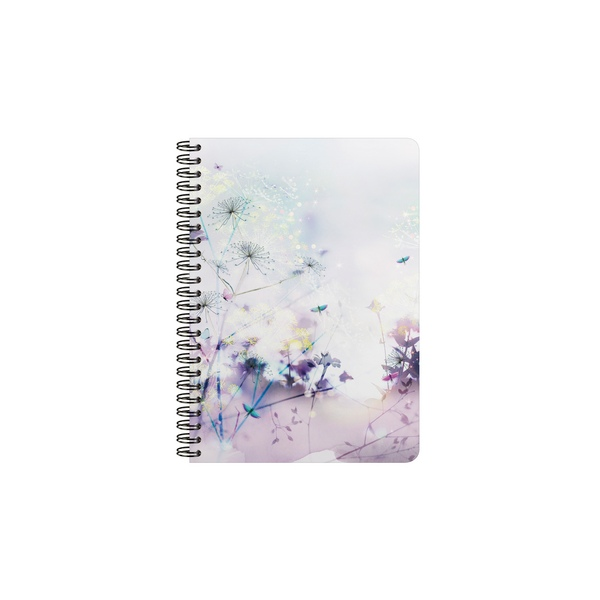 Clairefontaine Chacha A5 wirebound 148p lined