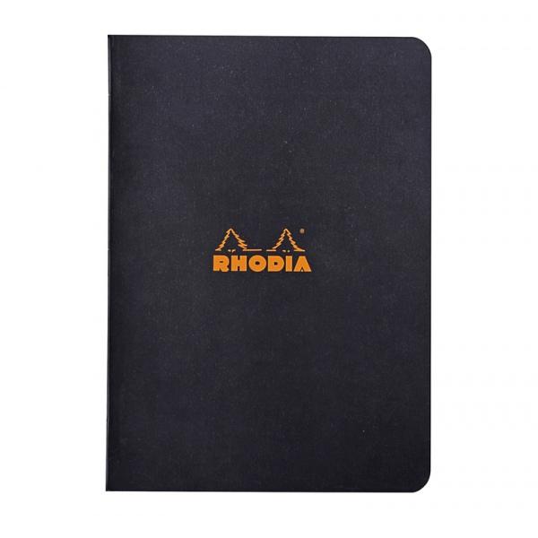 Rhodia Classic A5 squared black