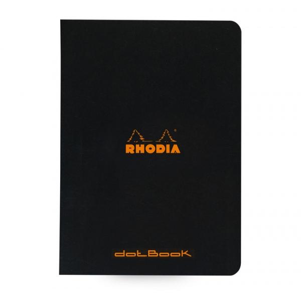 Rhodia Classic A5 dot grid black