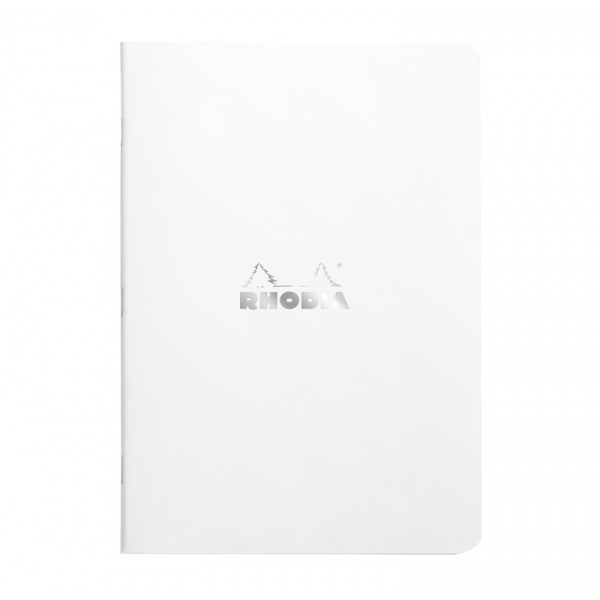 Rhodia Classic 119187 A5 lined white