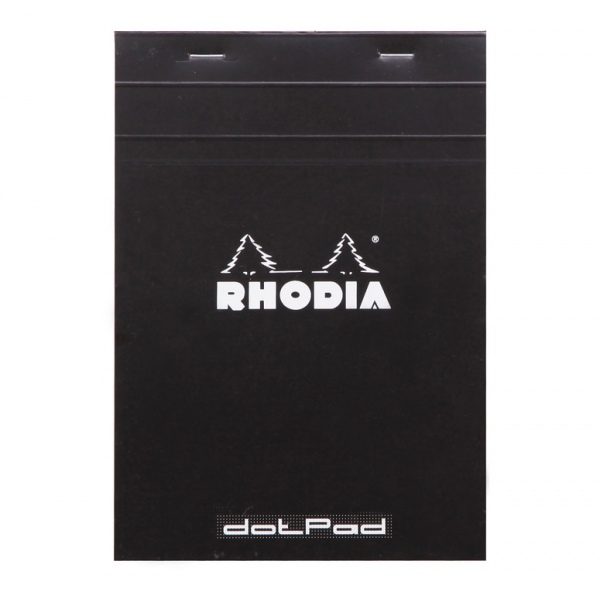 Rhodia dotPad No. 16 A5 black