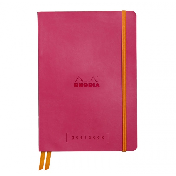 Rhodia Goalbook A5 Raspberry