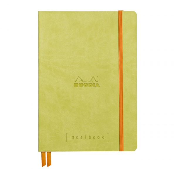 Rhodia Goalbook A5 Anise Green