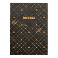 Rhodia Heritage A5 Quadrille black