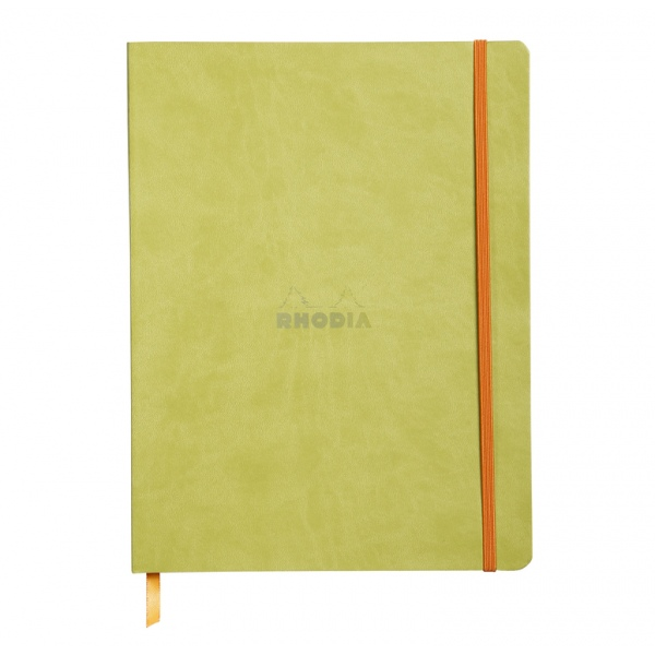 Rhodiarama Soft Cover 19x25cm - Lined
