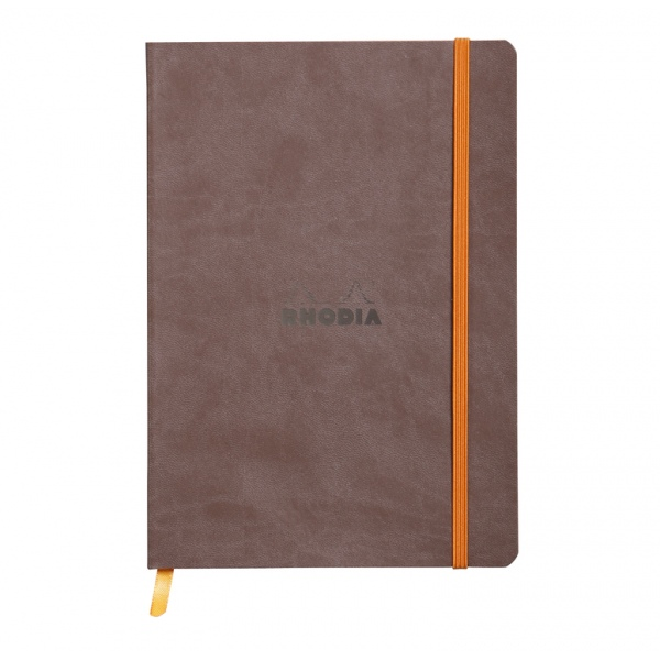 Rhodiarama Soft Cover A5 - Lined