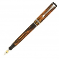 Conklin Duragraph Fountain Pen Amber