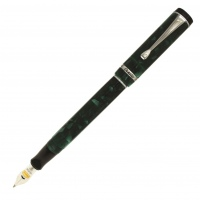 Conklin Duragraph Fountain Pen Forest Green