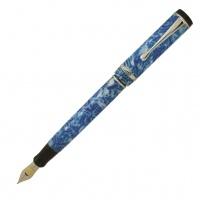 Conklin Duragraph Fountain Pen Ice Blue