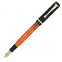 Conklin Duragraph Fountain Pen Orange-Black