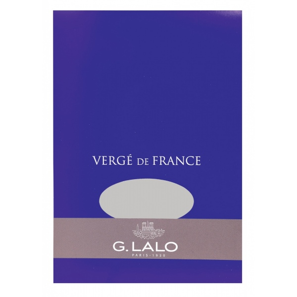 G Lalo Verge de France A5 writing pad