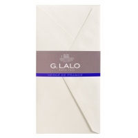 G Lalo Verge de France DL envelopes