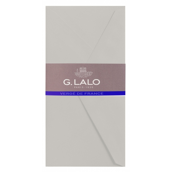 G Lalo VergedeFrance DL envelopes