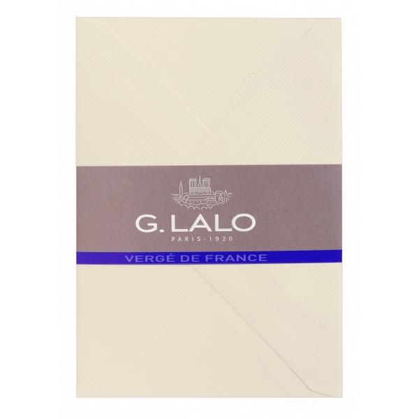 G Lalo Verge de France C6 envelopes