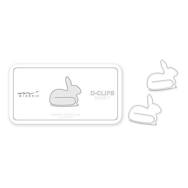 Midori D-Clips Rabbit
