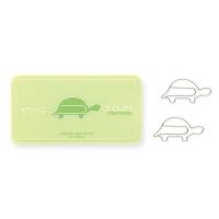Midori D-Clips Tortoise
