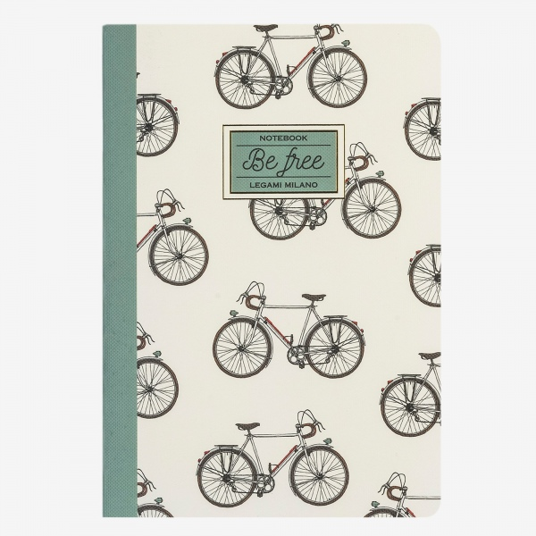 Legami Notebook A5 Bike