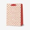 Legami Gift bag medium hearts