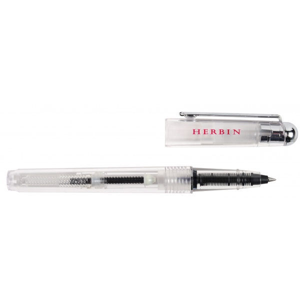 Herbin Transparent rollerball pen 22300