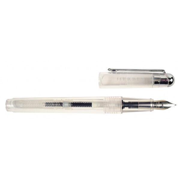 Herbin Transparent fountain pen 22100