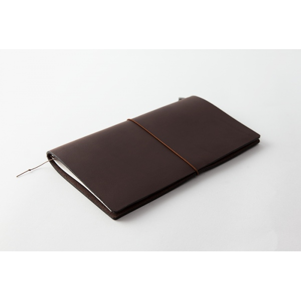Traveler's Company Travelers Notebook Brown