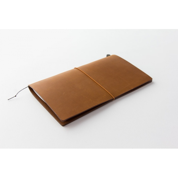 Traveler's Company Travelers Notebook Camel