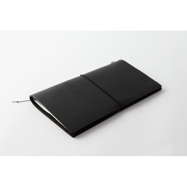 Traveler's Company Travelers Notebook Black