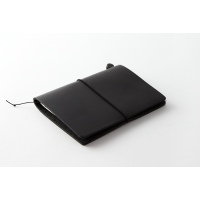 Traveler's Company Travelers Notebook Passport Black