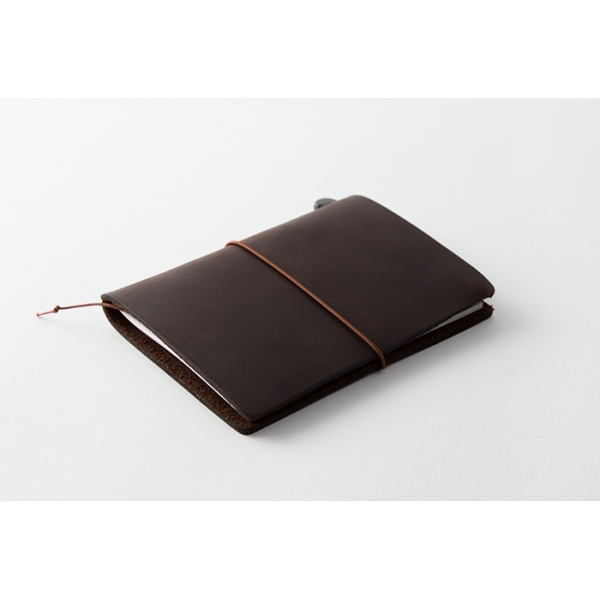 Traveler's Company Travelers Notebook Passport Brown