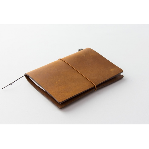 Traveler's Company Travelers Notebook Passport Camel