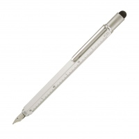 Monteverde Tool Fountain Pen silver