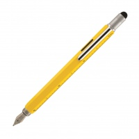 Monteverde Tool Fountain Pen yellow