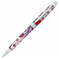Cross Red Hummingbird ballpen