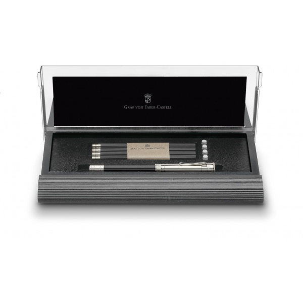 Graf von Faber Castell Perfect Pencil black PT Desk Set