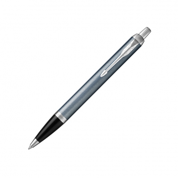 Parker IM Ball Pen Blue Grey CT