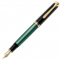 Pelikan Souverän M800 Fountain Pen black/green