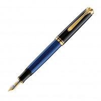 Pelikan Souverän M600 Fountain Pen black/blue