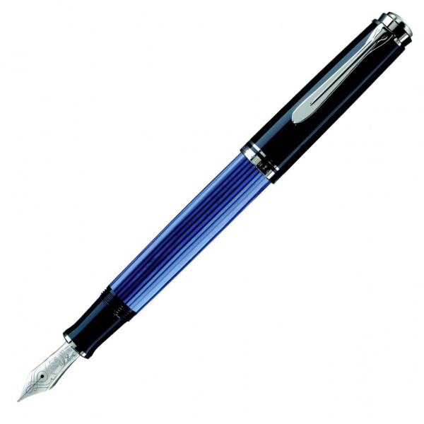 Pelikan Souverän M805 Fountain Pen black/blue