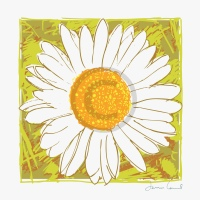 Arty Card Co Greetings Card - Sunflowers