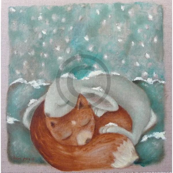 Arty Card Co Greetings Card - friendship