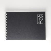 Art Branches A5 sketchbook wirebound landscape