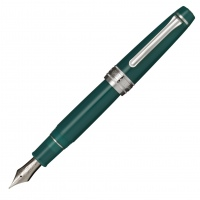 Sailor King Pro Gear Fountain Pen (rhodium trim) Ocean SE