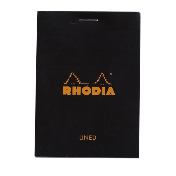 Rhodia 116009 A7 lined black