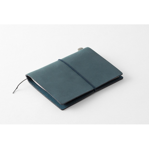 Traveler's Company Travelers Notebook Passport Blue Midori