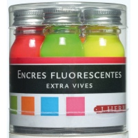 Herbin Fluorescent ink selection