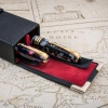 Bespoke British Pen case 2 pens